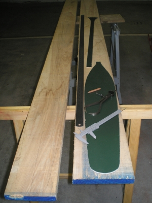 Tools To Draw And Measure Straigt Ruler At Least As Long Paddle Height Blade Form Handle Shaft Pencil Calipers The