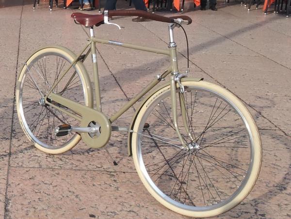 La Mia Nuova City Bike